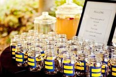 Show your support for marriage equality the world over somewhere in your day. | 23 Super Cute Lesbian Wedding Ideas