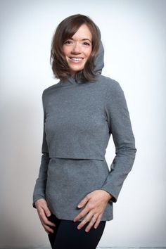 YAY!!!!!! finally finding cute modern modest affordable nursing tops:)