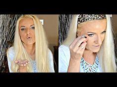 Fabulous Torture: Thanksgiving Inspired Natural Full Coverage Makeup... makeup look tutorial & giveaway