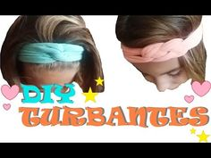 DIY Turbantes - YouTube