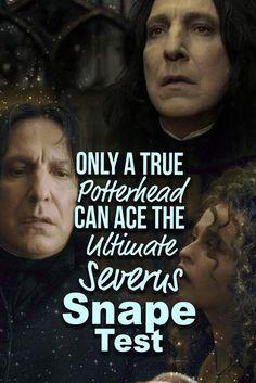 Quiz: Only A True Potterhead Can Ace The Ultimate Severus Snape Test - Women.com