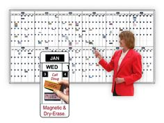 With the demands of our daily routines, it is hard to remember every detail, which is why dry erase boards are very important. A dry erase board, also known as a whiteboard, is a white surface where you can write down anything using a non-permanent marking.