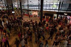 Enthousiast publiek bij Oscar Kraal | North Sea Jazz 2013 | Yamaha Music Benelux