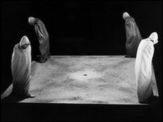 Samuel Beckett: Quad I+II (play for TV)