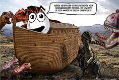 Dit is toch niet serieus he? Die DinoDino onzin! #dinodino
