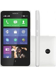 Smartphone DuaL chip Nokia X desbloqueado