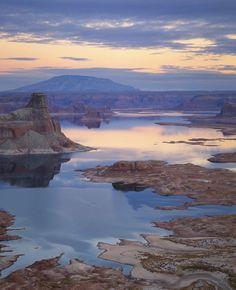 Lago Powell, Utah (Estados Unidos)