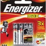 Energizer AA Or AAA Just $0.47 ~WALGREENS~ - http://www.couponoutlaws.com/energizer-aa-or-aaa-just-0-47-walgreens/