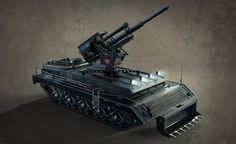 concept tanks: Concept tank by Rob Walters