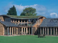 Natural, beautiful, strong and durable, oak has been used to build homes in the UK for centuries