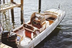 Larry Goltz's 21 1972 Boston Whaler ribside Outrage