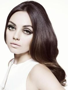 Mila Kunis by Tom Munro for Allure Magazine March 2013