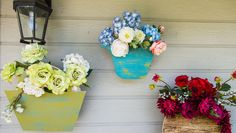 Create a warm entryway with @kennethwingard's DIY Baskets! Catch #homeandfamily at 10/9c on Hallmark Channel!