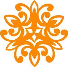 Silhouette Online Store: flourish ornament