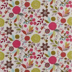 Harlequin - Designer Fabrics and Wallcoverings | Products | British/UK Fabrics and Wallpapers | Alina (HAK04827) | Anoushka Fabrics