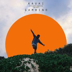 Childish Gambino - Kauai [1500x1500] : freshalbumart
