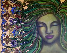 "Archangel Zadkiel ~ ""Your Inner Stillness"" ~ Transmitted through Linda Robinson @ Personal Pathways of Light Archangel Zadkiel, Pathways, Mona Lisa, Spirituality, Artist, Artwork, Ocean, Earth, Painting"