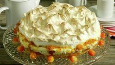 Multer i himmelseng Pie, Desserts, Food, Torte, Tailgate Desserts, Cake, Deserts, Fruit Flan, Pies
