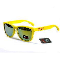 $12.99 Cheap Oakley Frogskins Sunglasses Yellow Blue Iridium Yellow Frames Online Deal www.racal.org Cheap Ray Ban Sunglasses, Sports Sunglasses, Sunglasses Sale, Sunglasses Online, Men's Shoes, Shoe Boots, Oakley Frogskins, Mk Handbags, Laptop Accessories