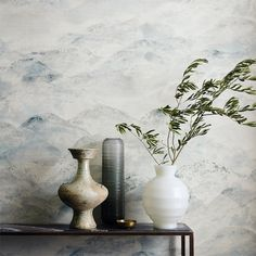 Style Library - The Premier Destination for Stylish and Quality British Design | Products | Sansui (ZAKA312504) | Akaishi Wallcoverings