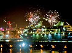 London 2012 Closing Fireworks