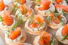 Easy Bridal Shower Appetizers | If The Ring Fits: WEDDING FINGER FOOD
