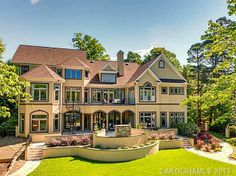 Homes for sale near Cornelius Elementary school - Charlotte Real Estate Nc Real Estate, Luxury Real Estate, Charlotte Homes For Sale, Waterfront Homes, Elementary Schools, Townhouse, Property For Sale, Luxury Homes, Beautiful Homes