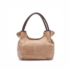 Elegant #handbag made of silky smooth #cork #leather.   #sustainable & #vegan   CHF 159.00