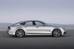 Vernieuwde Audi A7 Sportback geprijsd