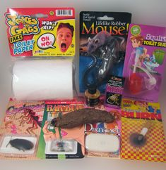 TRAVEL PRANK KIT....... Business trips don't have to be boring and miserable. The One Stop Fun Shop understands the need to liven things up so that's why we created the Travel Prank Kit. Get'n back at your fellow workmates has never been so easy or more fun. www.theonestopfunshop.com