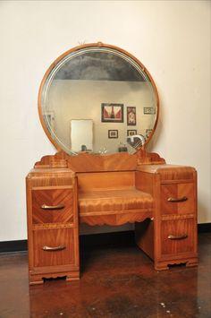 oak bedroom vanity sets | design ideas 2017-2018 | Pinterest ...