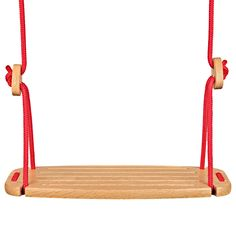 Lillagunga swing, oak. Lots of different rope colours!