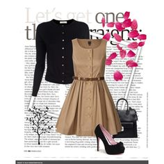Classy, created by ganeff on Polyvore