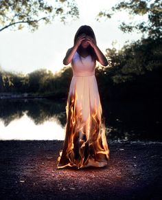Liar Liar Dress on Fire by gabriel tomoiaga / 500px