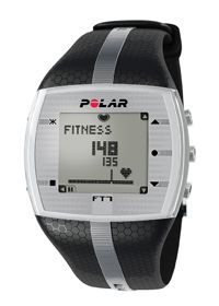 Polar                               FT7 Heart Rate Monitor Black/Silver - Unisex                , 1.0 Each , Watch #VSsummersweepstakes