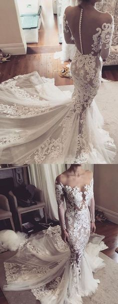 mermaid long wedding dresses, sexy special wedding gowns, wedding bridal gowns, 2017 wedding dresses for party, bridal gowns for women, new arrival prom dresses