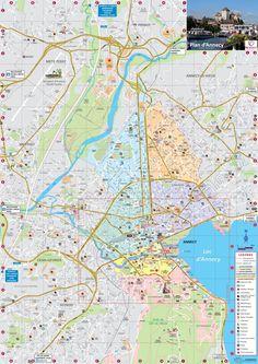 Darmstadt tourist attractions map Maps Pinterest Darmstadt and