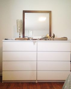 Malm Drawers Side By Side   Google Search