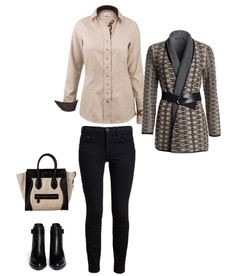 """Outfit, byMi Blouse """"Bad Gastein"""""""