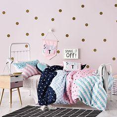Adairs Kids - Super Cute - Adairs Kids – Bedroom Quilt Covers & Coverlets – Adairs online
