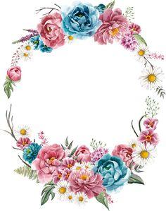 La photographie - coisas que eu gosto amour f. Art Floral, Frame Floral, Floral Vintage, Flower Frame, Vintage Flowers, Flower Art, Floral Prints, Flower Background Wallpaper, Flower Backgrounds