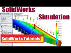 1-SolidWorks Simulation: Introduction - YouTube
