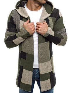 Material: Cotton; Length: Mid-Length; Sleeve Length: Long Sleeve; Neckline: Hooded; Sleeve Type: Regular; Pattern: Color Block; Embellishment: Patchwork; Season: Fall,Winter