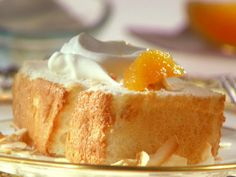 Angel Food Cake made in a loaf pan from Melissa D'Arabian, 5 of 5 Stars 15 Reviews.  This just needs 7 egg whites instead of the usual 12, and no special baking pan required!