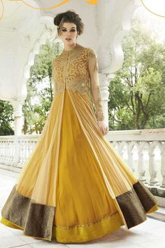 New Designer Anarkali Suit colletion for Party. Buy Indian designer Anarkali Suit with varieties of designs and collection for women at #www.Anfashions.in
