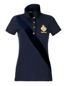 LUMLEY Womens Polo Shirt