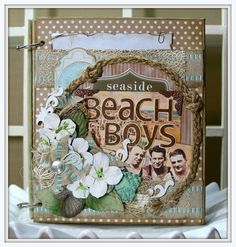 Beach Boys Mini - Scrapbook.com