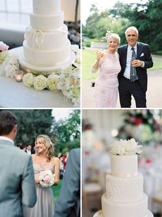 I love the airy feeling of this wedding
