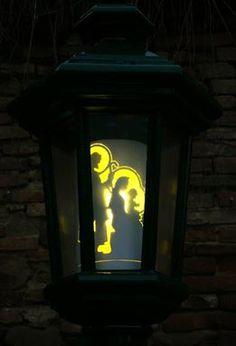 Presepe - Natale 2014 - Dettaglio di una lanterna