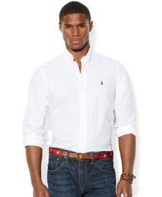 Polo Ralph Lauren End-on-End Poplin Shirt